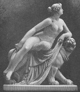 Johann Heinrich von Dannecker German sculptor