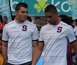 Danny Carvajal and Kevin Briceño.jpg