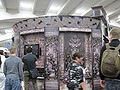 Dante's Inferno demo booth at WonderCon 2010 2.JPG