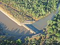 Darwin River Dam spillway.jpg