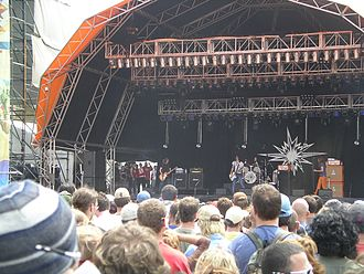Rock music in Australia - The Big Day Out