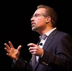 David Ferrucci - David Ferrucci speaking at TEDx Binghamton University