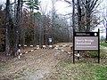 Davis Bridge Battlefield; Entrance to Trail.jpg