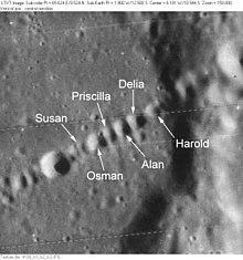 哈罗德陨石坑