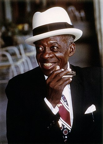 DeFord Bailey - Bailey in the 1970s