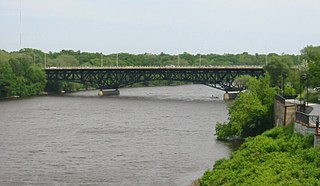 DeSoto Bridge bridge in Minnesota