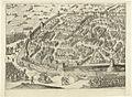 De inname van Tienen in 1588 door het Staatse leger - The capture of Tienen in 1588 by the Dutch States' army (Bartholomeus Willemsz. Dolendo).jpg