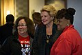 Debbie Stabenow at UAW CAP conference in Lansing 21246416 10155392397195528 1611688385456106414 o.jpg