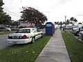 Deerfield Beach Festival of the Arts 2014 Sheriff Car Citizen Observer Patrol.JPG