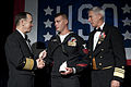 Defense.gov News Photo 100414-N-0696M-211 - Chairman of the Joint Chiefs of Staff Adm. Mike Mullen and the Director of Navy Staff Vice Adm. Samuel Locklear congratulate Petty Officer 1st.jpg