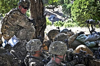 Public affairs (military) - Image: Defense.gov photo essay 110922 A IN208 004