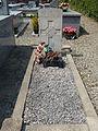 Delettes (Pas-de-Calais) tombe de guerre de la CWGC.JPG