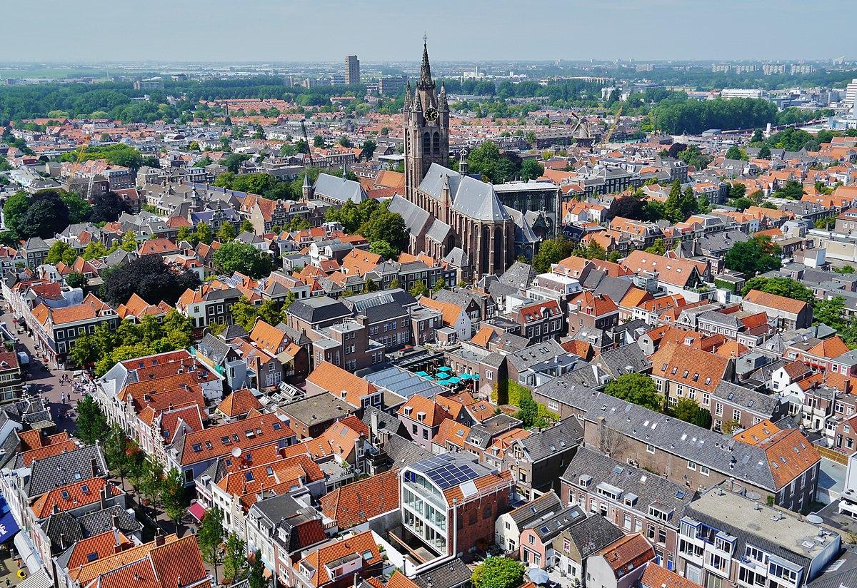 Delft - Wikipedia