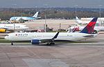 Delta Airlines Boeing B767 (26210970746).jpg