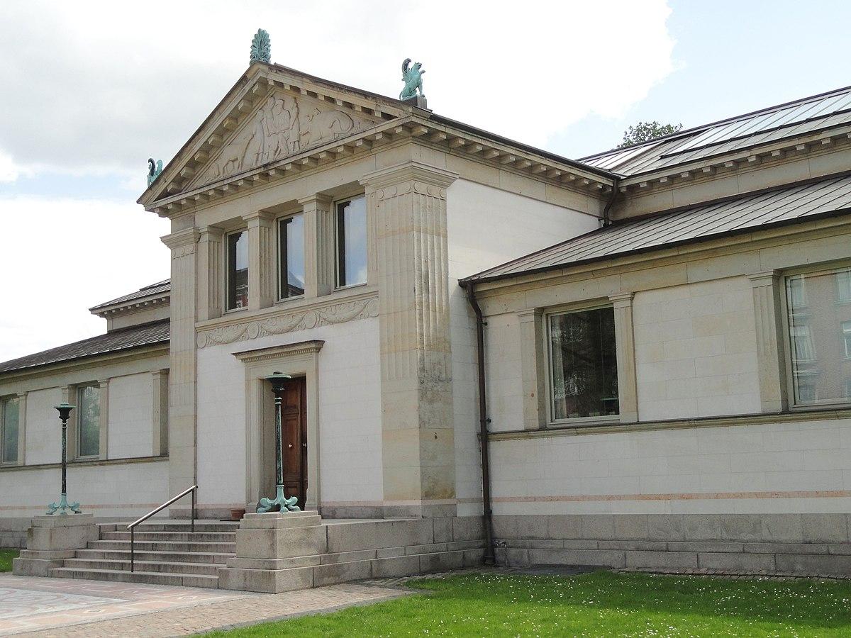 at der Hirschsprung museum