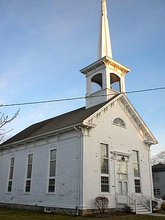 Dennis Township, New Jersey - Dennisville Historic District