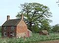 Derelict Cottage, Gatacre Green, Shropshire - geograph.org.uk - 404539.jpg