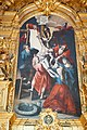Descent from the Cross chapel in Church of Tibães (2).jpg