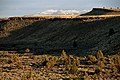 Deschutes National Forest, Diamond Craters and Steens Mountains in the distance (36696227650).jpg