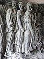 Detail of Heroic Frieze - Museum of the History of Ukraine in World War Two - Kiev - Ukraine - 04 (26403956754).jpg