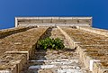 Detail of the tower of St. George's Parish Church, Piran, Slovenia 03.jpg