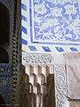 Details, Imam (Shah) Mosque, Esfahan, Iran (14288565277).jpg