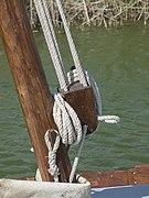 Detall d'una embarcació, 2 (Port de Silla).jpg
