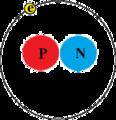 Deuterium (hydrogen-2).png