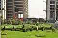 Deya - Structure - Forum Atmosphere - Residential Complex - under Construction - Kolkata 2015-03-19 3706.JPG