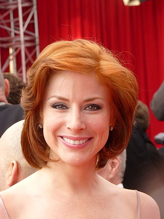 Diane Neal - Neal at the 2012 Monte-Carlo Television Festival