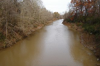 Town Creek (Mississippi) - Image: Dic 0808 038