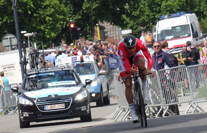 Diksmuide - Ronde van België, etappe 3, individuele tijdrit, 30 mei 2014 (B155).JPG