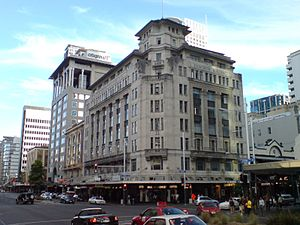 Gummer and Ford - Image: Dilworth Building Queen Street Auckland