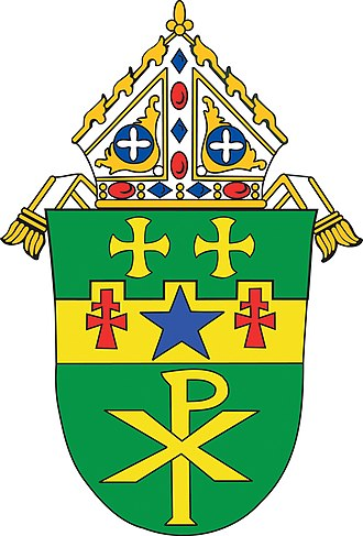 Roman Catholic Diocese of Greensburg - Image: Dio Greensburg seal 300dpi Cutout