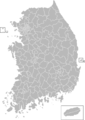 District map of South Korea 2013.png