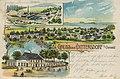 Dittersdorf (Erzgb.), Sachsen - Stadtansicht; Filzfabrik; Wolfs Restaurant (Zeno Ansichtskarten).jpg