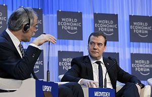 Dmitry Medvedev at World Economic Forum 2013 (2013-01-23) 02.jpeg