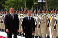 Dmitry Medvedev in Azerbaijan 3 July 2008-2.jpg