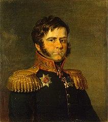 Portrait of Dmitry P. Neverovsky (1771-1813)