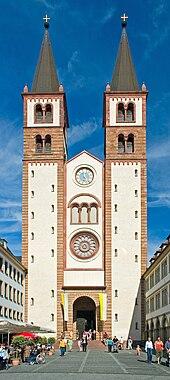 Kiliansdom, Christian Horvat, gemeinfreies Bild, Quelle: Wikipedia