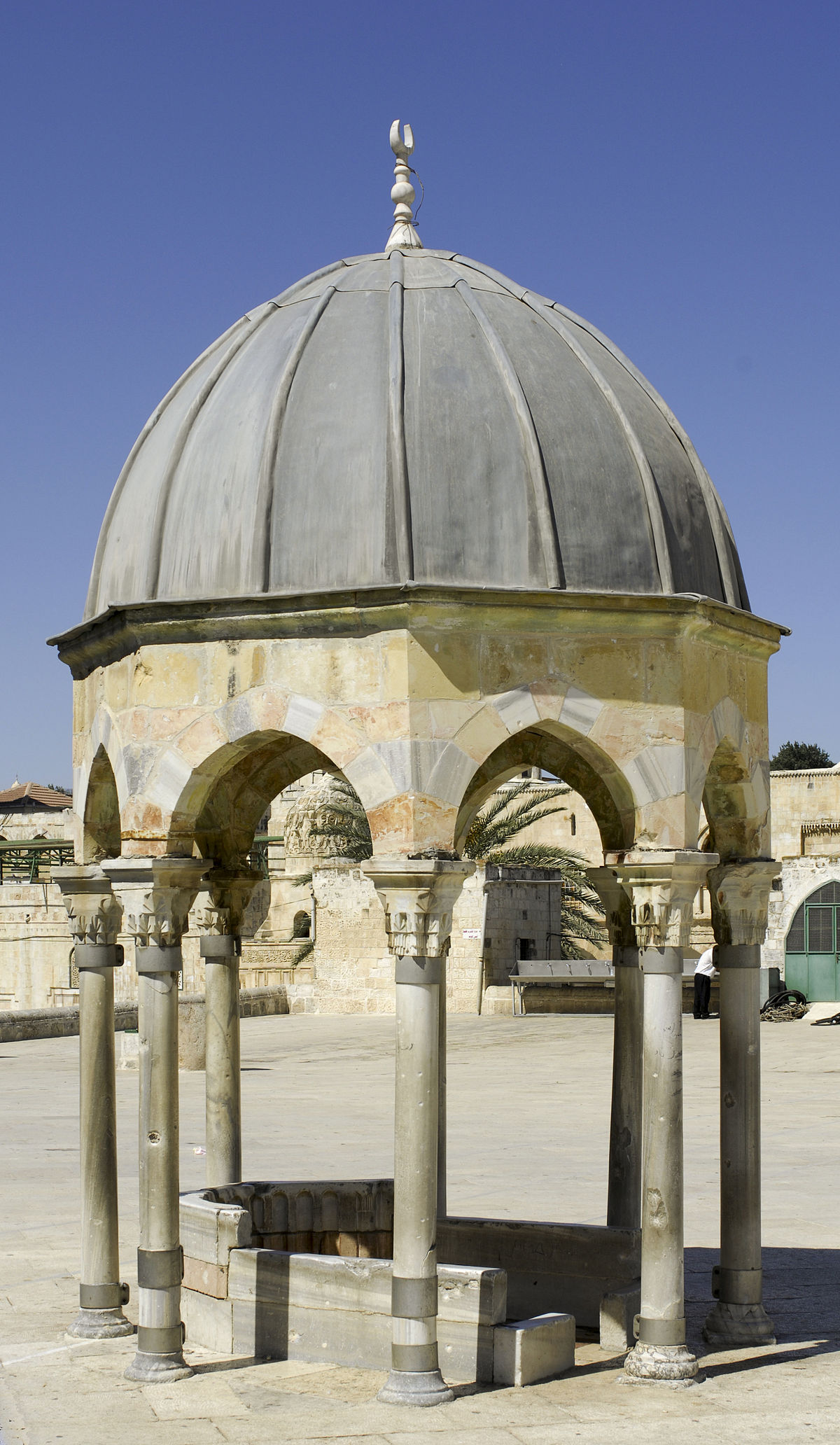 Dome of the Prophet - Wikipedia