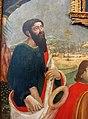 Domenico di Zanobi (maestro della natività johnson), incoronazione della vergine, 1480 ca, 04.JPG