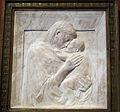 Donatello, madonna pazzi, firenze, 1420 ca. 02.JPG