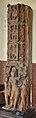 Door Jamb - Medieval Period - ACCN 14-4-65 - Government Museum - Mathura 2013-02-23 5011.JPG