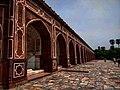 Doors outside the Humayun's Tomb.jpg