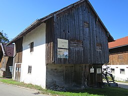 Dorfstraße in Königsdorf