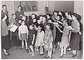 Dori CHAUVIN (1899-1979) - Emission radiophonique de Cousine Odette - 1954.jpg