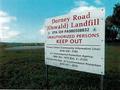 Dorney Road Landfill Sign.png