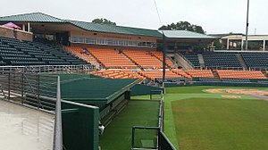 Clemson Tigers baseball - Doug Kingsmore Stadium