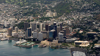 Oahu - Downtown Honolulu
